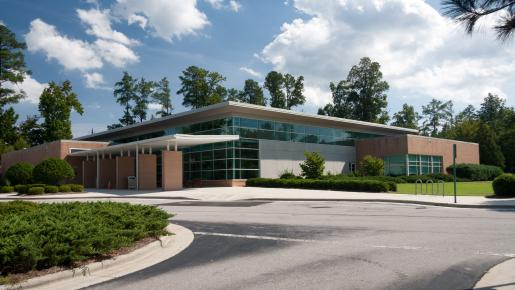 Wake County East Regional Library